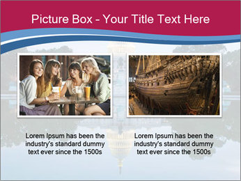Government building PowerPoint Template - Slide 18