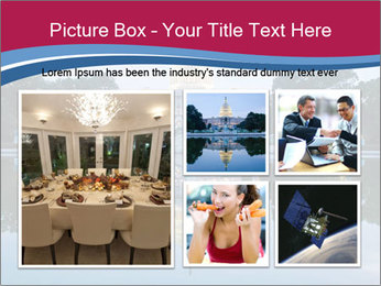 Government building PowerPoint Template - Slide 19