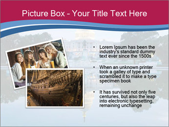 Government building PowerPoint Template - Slide 20