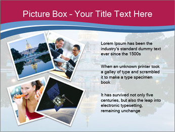 Government building PowerPoint Template - Slide 23