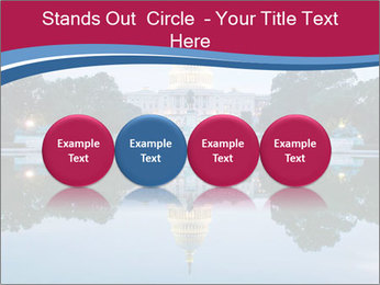 Government building PowerPoint Template - Slide 76