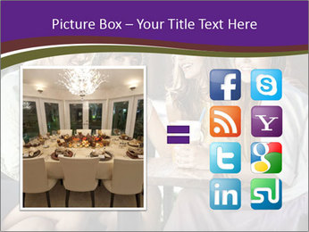 Party PowerPoint Template - Slide 21