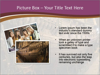 Ghost ship PowerPoint Template - Slide 20