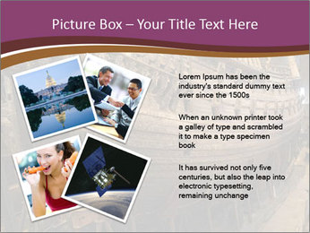 Ghost ship PowerPoint Template - Slide 23