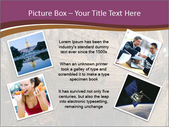 Ghost ship PowerPoint Template - Slide 24