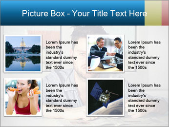 Terrible mood PowerPoint Template - Slide 14