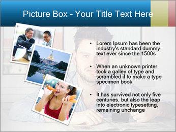 Terrible mood PowerPoint Template - Slide 17