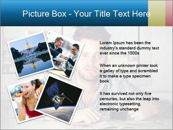 Terrible mood PowerPoint Template - Slide 23