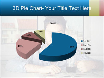 Terrible mood PowerPoint Template - Slide 35