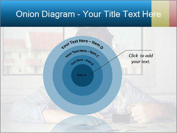 Terrible mood PowerPoint Template - Slide 61