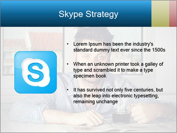 Terrible mood PowerPoint Template - Slide 8