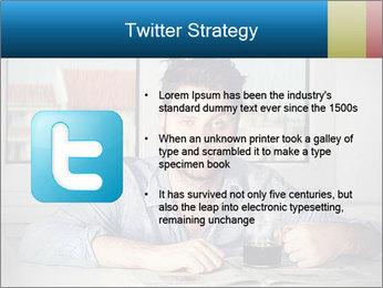 Terrible mood PowerPoint Template - Slide 9