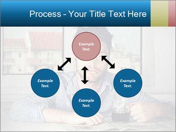 Terrible mood PowerPoint Template - Slide 91