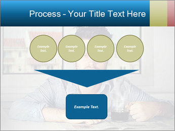 Terrible mood PowerPoint Template - Slide 93