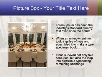 Family dinner PowerPoint Template - Slide 13