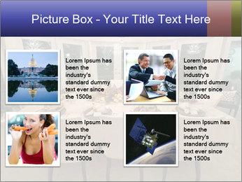 Family dinner PowerPoint Template - Slide 14