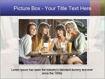 Family dinner PowerPoint Template - Slide 15