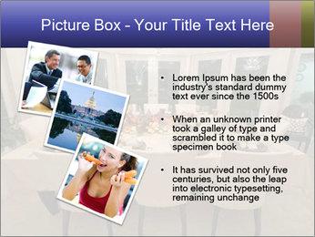 Family dinner PowerPoint Template - Slide 17