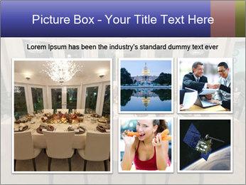 Family dinner PowerPoint Template - Slide 19