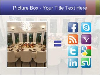 Family dinner PowerPoint Template - Slide 21