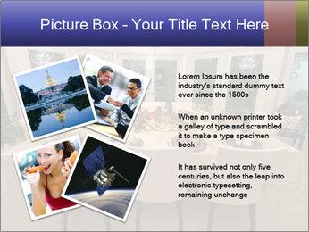 Family dinner PowerPoint Template - Slide 23