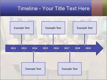 Family dinner PowerPoint Template - Slide 28