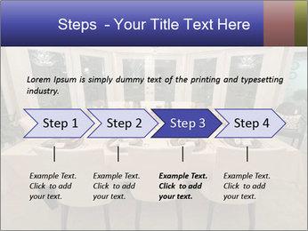 Family dinner PowerPoint Template - Slide 4