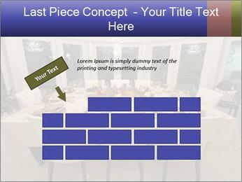 Family dinner PowerPoint Template - Slide 46