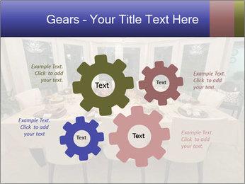 Family dinner PowerPoint Template - Slide 47