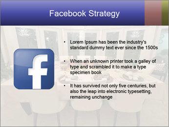 Family dinner PowerPoint Template - Slide 6