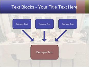 Family dinner PowerPoint Template - Slide 70