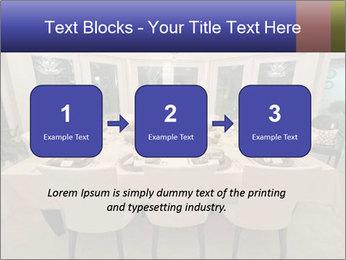 Family dinner PowerPoint Template - Slide 71