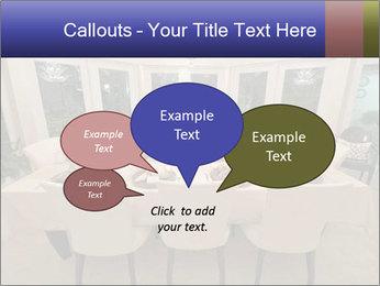 Family dinner PowerPoint Template - Slide 73