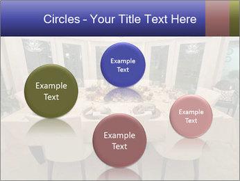 Family dinner PowerPoint Template - Slide 77