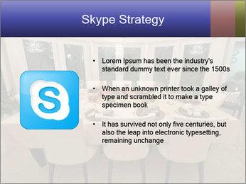 Family dinner PowerPoint Template - Slide 8