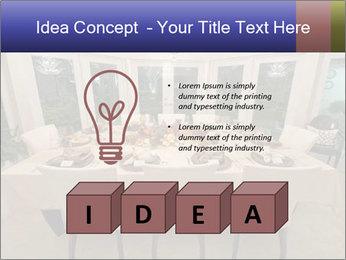 Family dinner PowerPoint Template - Slide 80
