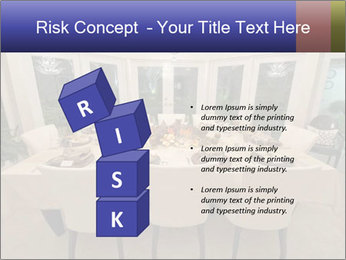 Family dinner PowerPoint Template - Slide 81