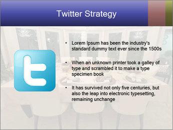 Family dinner PowerPoint Template - Slide 9