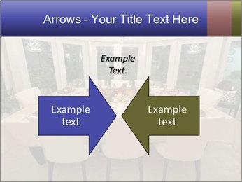 Family dinner PowerPoint Template - Slide 90