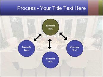 Family dinner PowerPoint Template - Slide 91