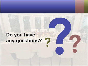 Family dinner PowerPoint Template - Slide 96