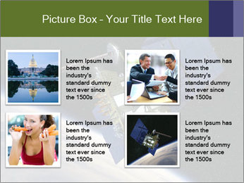 Satelit PowerPoint Templates - Slide 14