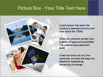 Satelit PowerPoint Templates - Slide 23