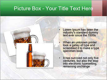 Two glasses of beer PowerPoint Template - Slide 20