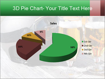 Two glasses of beer PowerPoint Template - Slide 35
