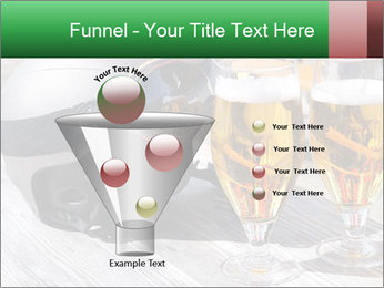 Two glasses of beer PowerPoint Template - Slide 63