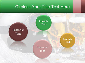 Two glasses of beer PowerPoint Template - Slide 77