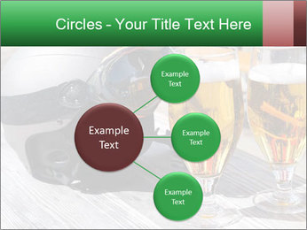 Two glasses of beer PowerPoint Template - Slide 79