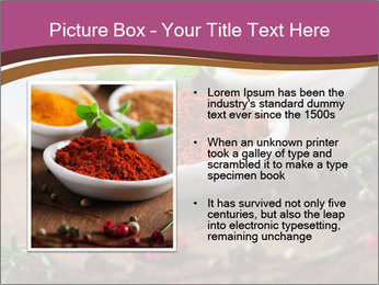 Spices PowerPoint Template - Slide 13