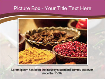 Spices PowerPoint Template - Slide 16